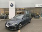Volkswagen Golf 1.4 TSI 204ch GTE DSG7 5p  2018 - annonce de voiture en vente sur Auto Sélection.com