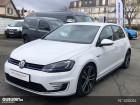 Volkswagen Golf 1.4 TSI 204ch GTE DSG7 5p Blanc à Senlis 60