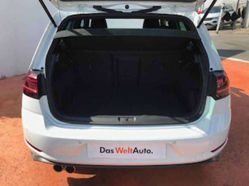 Volkswagen Golf 1.4 TSI 204ch Hybride Rechargeable GTE DSG6 Euro6d-T 5p Blanc occasion à LESCAR - photo n°18
