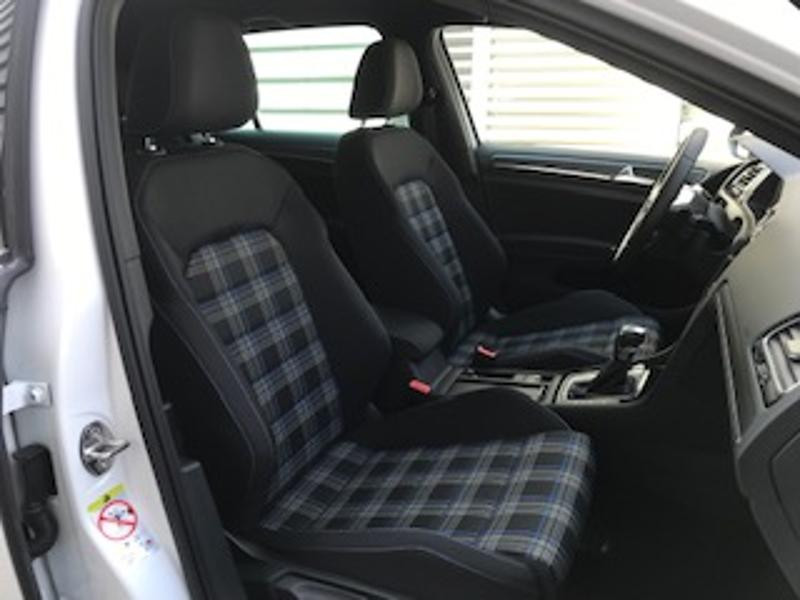 Volkswagen Golf 1.4 TSI 204ch Hybride Rechargeable GTE DSG6 Euro6d-T 5p Blanc occasion à LESCAR - photo n°16