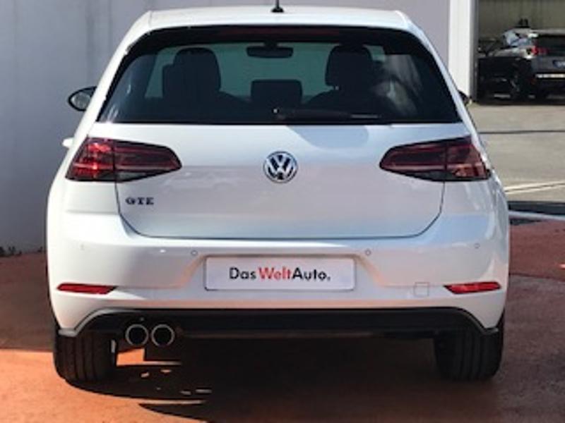 Volkswagen Golf 1.4 TSI 204ch Hybride Rechargeable GTE DSG6 Euro6d-T 5p Blanc occasion à LESCAR - photo n°19
