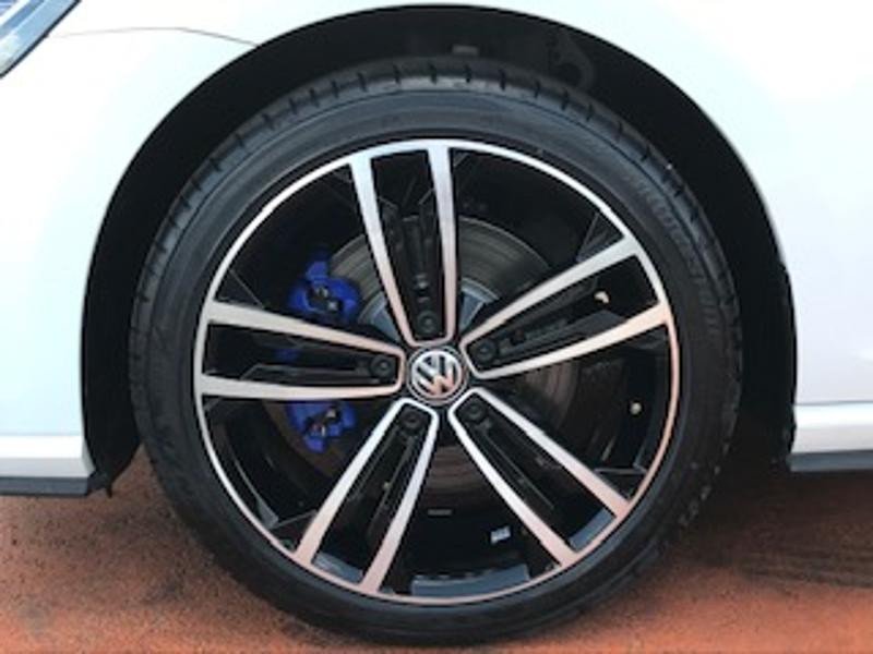 Volkswagen Golf 1.4 TSI 204ch Hybride Rechargeable GTE DSG6 Euro6d-T 5p Blanc occasion à LESCAR - photo n°4