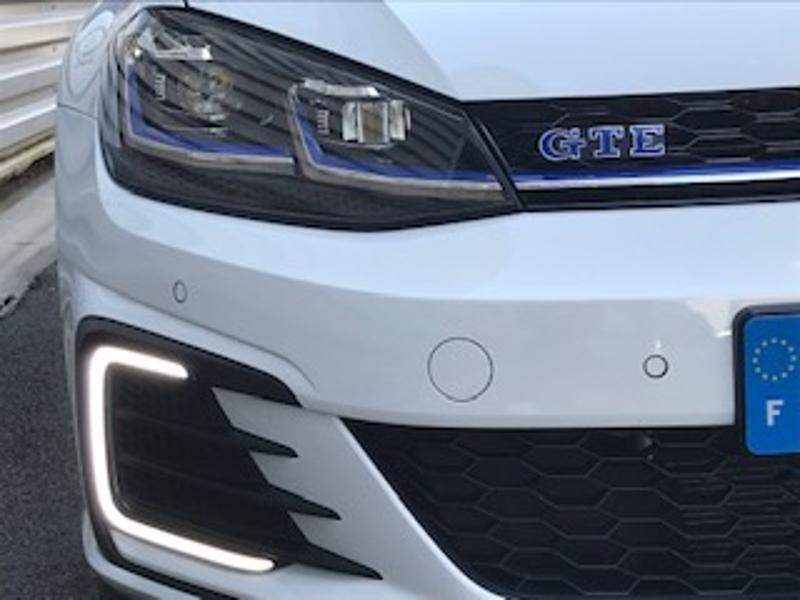 Volkswagen Golf 1.4 TSI 204ch Hybride Rechargeable GTE DSG6 Euro6d-T 5p Blanc occasion à LESCAR - photo n°15