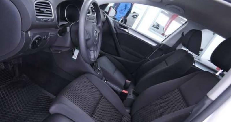 Volkswagen Golf 1.4i ADVANTAGE CLIMATISATION FAIBLE KM CAR-PASS OK Blanc occasion à Sombreffe - photo n°3