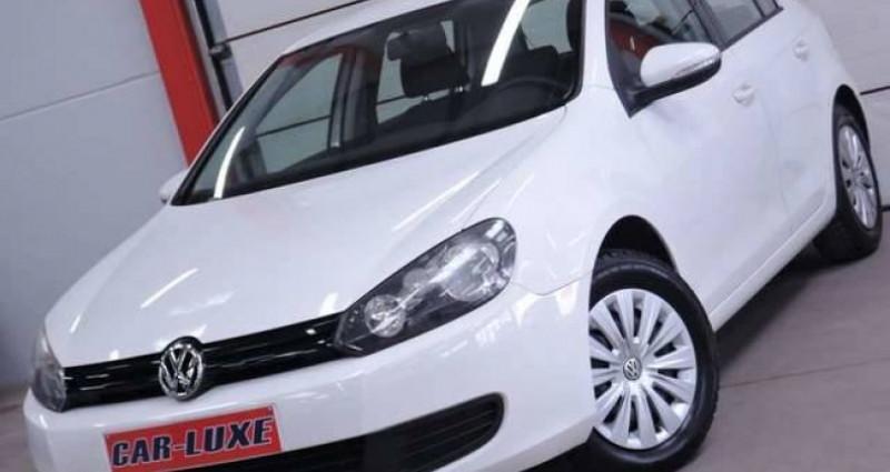 Volkswagen Golf 1.4i ADVANTAGE CLIMATISATION FAIBLE KM CAR-PASS OK Blanc occasion à Sombreffe