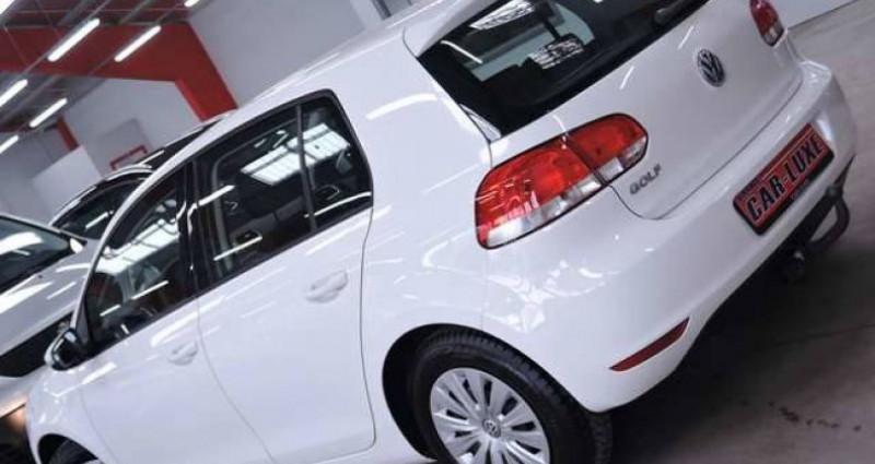 Volkswagen Golf 1.4i ADVANTAGE CLIMATISATION FAIBLE KM CAR-PASS OK Blanc occasion à Sombreffe - photo n°2