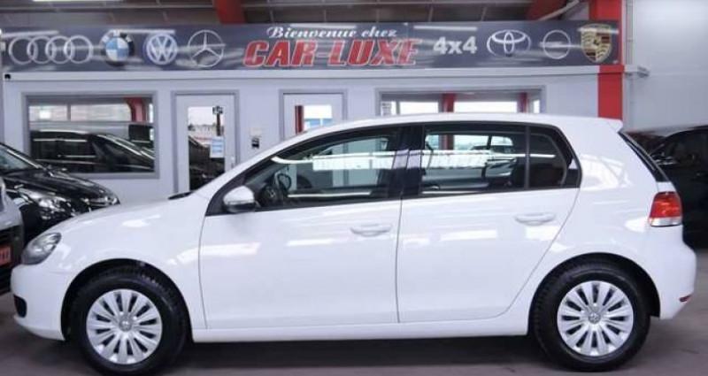 Volkswagen Golf 1.4i ADVANTAGE CLIMATISATION FAIBLE KM CAR-PASS OK Blanc occasion à Sombreffe - photo n°5