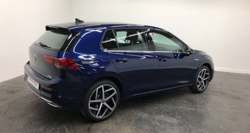 Volkswagen Golf 1.5 eTSI OPF 150 DSG7 Style 1ST Bleu occasion à AHUY - photo n°3