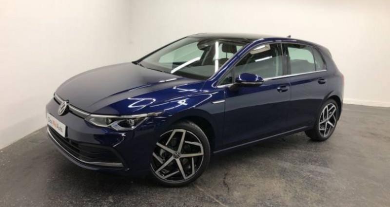 Volkswagen Golf 1.5 eTSI OPF 150 DSG7 Style 1ST Bleu occasion à AHUY