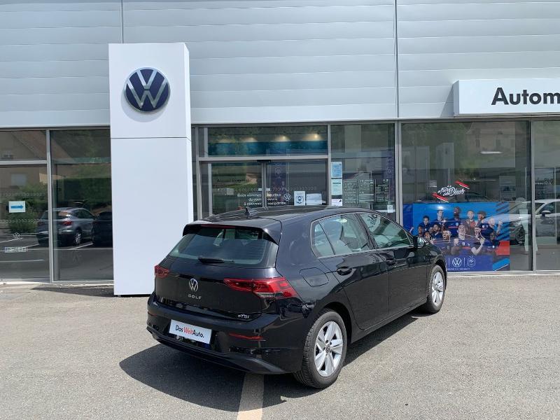 Volkswagen Golf 1.5 eTSI OPF 150ch Life 1st DSG7 Noir occasion à Figeac - photo n°3