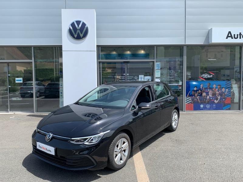 Volkswagen Golf 1.5 eTSI OPF 150ch Life 1st DSG7 Noir occasion à Figeac