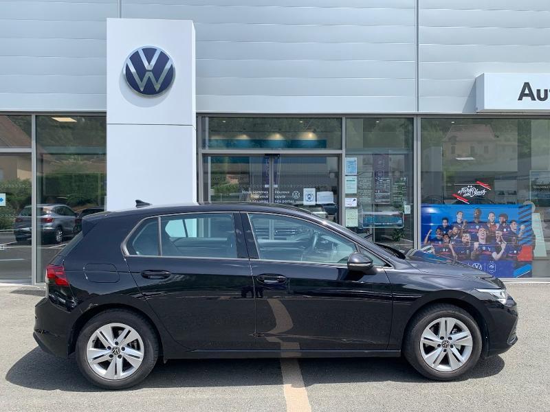 Volkswagen Golf 1.5 eTSI OPF 150ch Life 1st DSG7 Noir occasion à Figeac - photo n°2