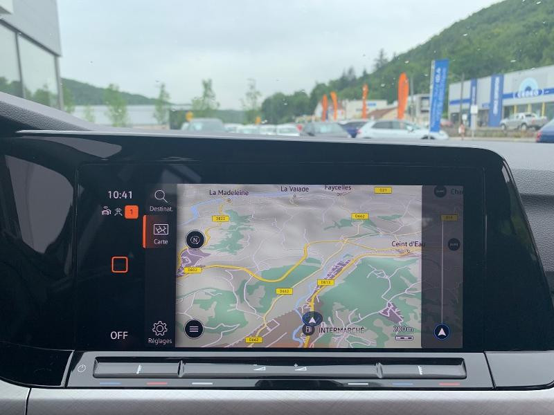 Volkswagen Golf 1.5 eTSI OPF 150ch Life 1st DSG7 Noir occasion à Figeac - photo n°10