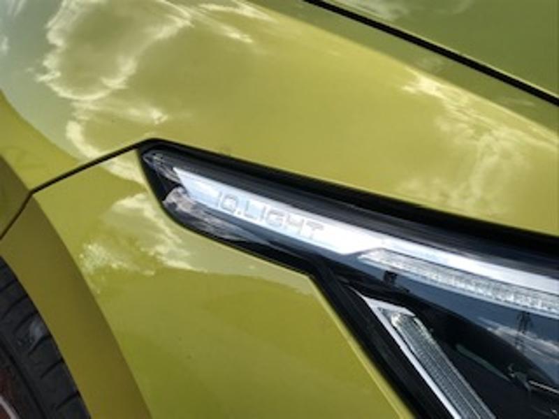 Volkswagen Golf 1.5 eTSI OPF 150ch Style 1st DSG7 Jaune occasion à LESCAR - photo n°9