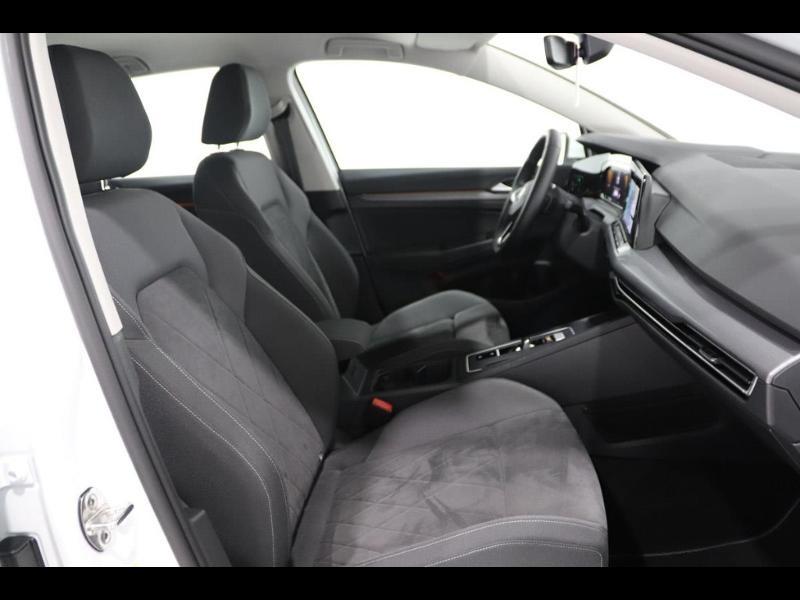 Volkswagen Golf 1.5 eTSI OPF 150ch Style 1st DSG7 Blanc occasion à Castres - photo n°12
