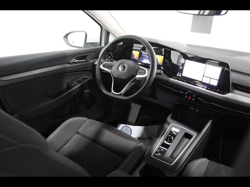 Volkswagen Golf 1.5 eTSI OPF 150ch Style 1st DSG7 Blanc occasion à Castres - photo n°2