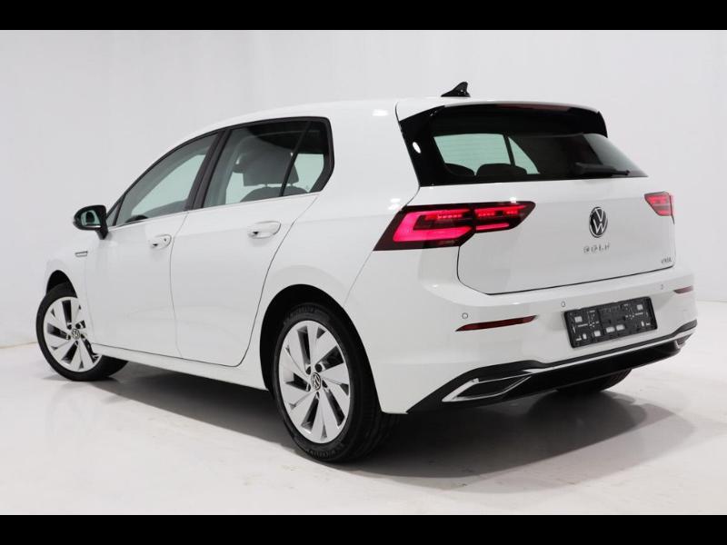 Volkswagen Golf 1.5 eTSI OPF 150ch Style 1st DSG7 Blanc occasion à Castres - photo n°6