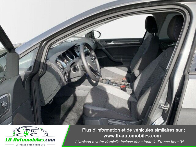 Volkswagen Golf 1.5 TSI 130 DSG Gris occasion à Beaupuy - photo n°8