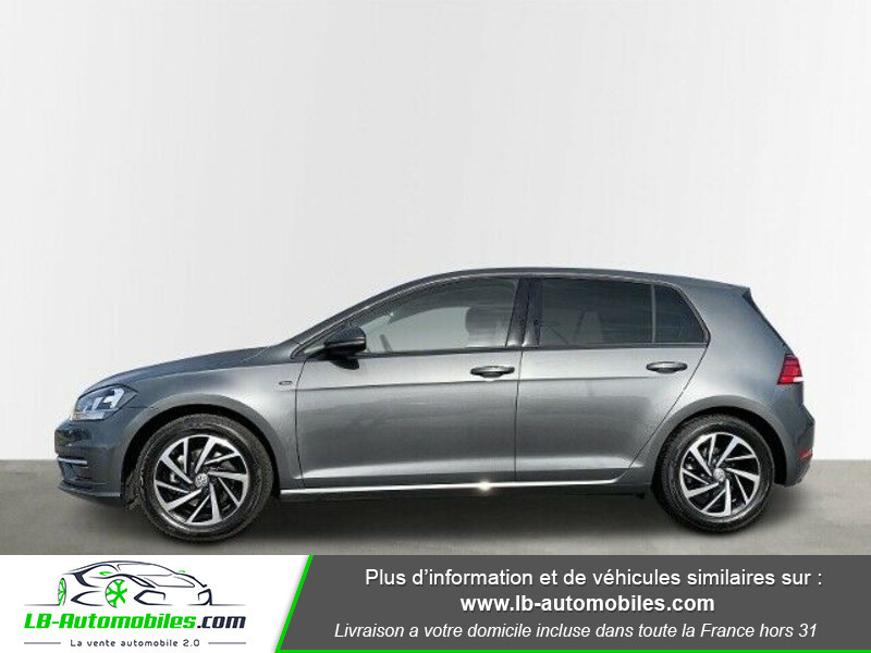 Volkswagen Golf 1.5 TSI 130 DSG Gris occasion à Beaupuy - photo n°4