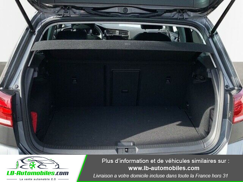 Volkswagen Golf 1.5 TSI 130 DSG Gris occasion à Beaupuy - photo n°7