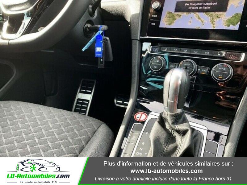 Volkswagen Golf 1.5 TSI 130 DSG Gris occasion à Beaupuy - photo n°12