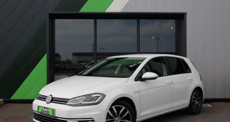 Volkswagen Golf 1.5 TSI 130 EVO DSG7 Carat Blanc occasion à Jaux