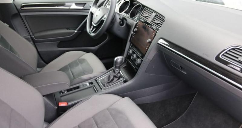 Volkswagen Golf 1.5 TSI 130 EVO DSG7 Carat Blanc occasion à Jaux - photo n°7