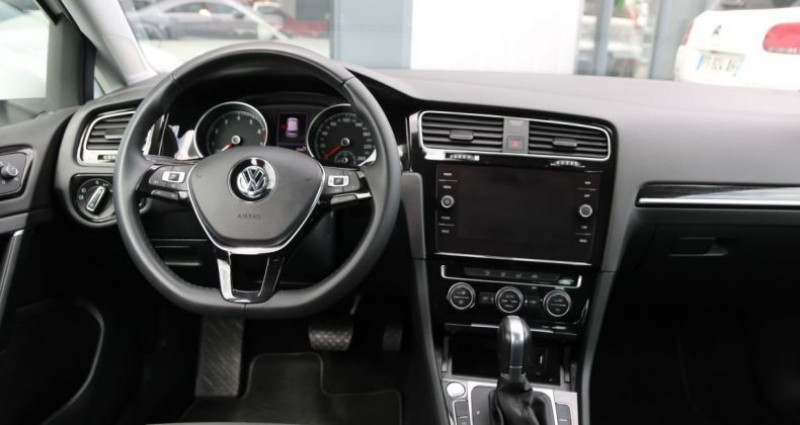 Volkswagen Golf 1.5 TSI 130 EVO DSG7 Carat Blanc occasion à Jaux - photo n°6