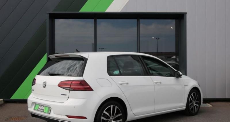 Volkswagen Golf 1.5 TSI 130 EVO DSG7 Carat Blanc occasion à Jaux - photo n°3