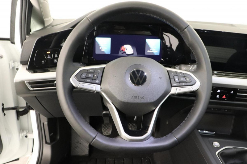 Volkswagen Golf 1.5 TSI ACT OPF 130 BVM6 Life 1st Blanc occasion à Brest - photo n°6