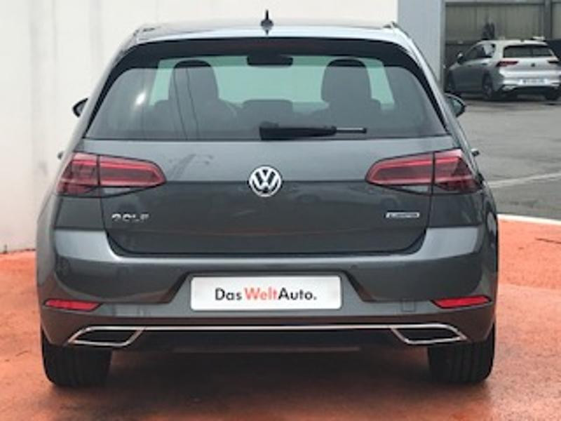 Volkswagen Golf 1.5 TSI EVO 150ch Carat DSG7 Euro6d-T 5p 8cv Gris occasion à LESCAR - photo n°17