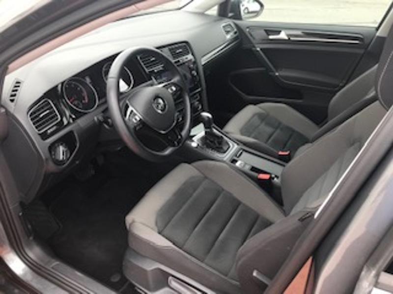 Volkswagen Golf 1.5 TSI EVO 150ch Carat DSG7 Euro6d-T 5p 8cv Gris occasion à LESCAR - photo n°2
