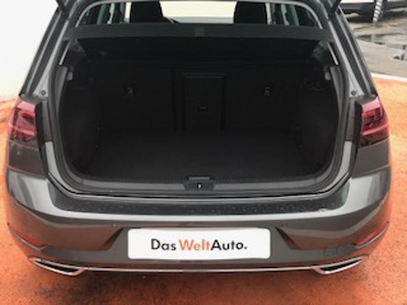 Volkswagen Golf 1.5 TSI EVO 150ch Carat DSG7 Euro6d-T 5p 8cv Gris occasion à LESCAR - photo n°18