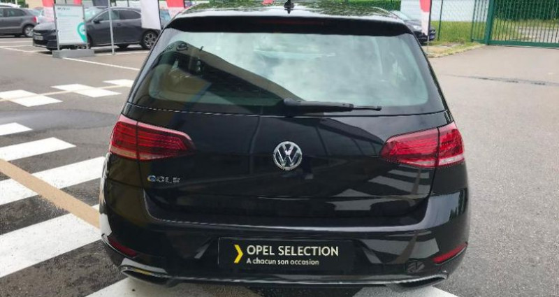 Volkswagen Golf 1.5 TSI EVO 150ch IQ.Drive DSG7 Euro6d-T 5p Noir occasion à vert-saint-denis - photo n°5
