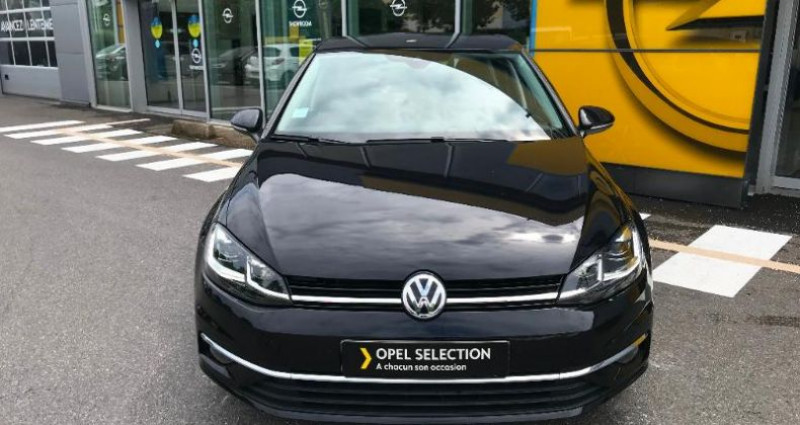 Volkswagen Golf 1.5 TSI EVO 150ch IQ.Drive DSG7 Euro6d-T 5p Noir occasion à vert-saint-denis - photo n°4