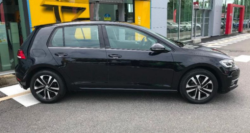 Volkswagen Golf 1.5 TSI EVO 150ch IQ.Drive DSG7 Euro6d-T 5p Noir occasion à vert-saint-denis - photo n°3