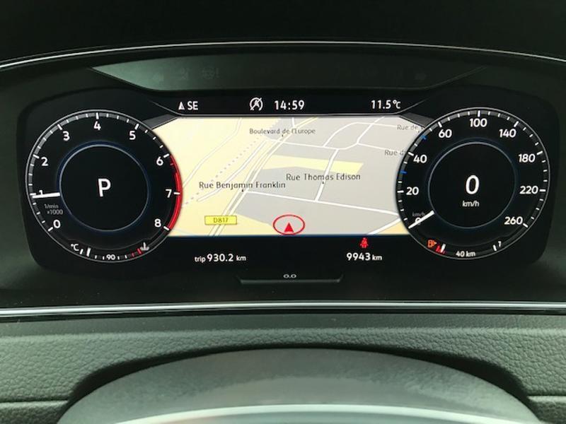 Volkswagen Golf 1.5 TSI EVO 150ch IQ.Drive DSG7 Euro6d-T 5p Noir occasion à LESCAR - photo n°7
