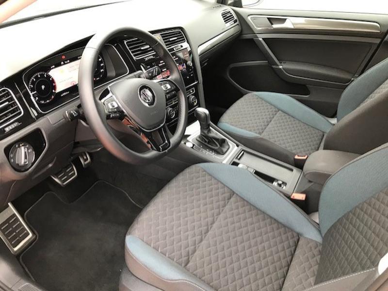 Volkswagen Golf 1.5 TSI EVO 150ch IQ.Drive DSG7 Euro6d-T 5p Noir occasion à LESCAR - photo n°2