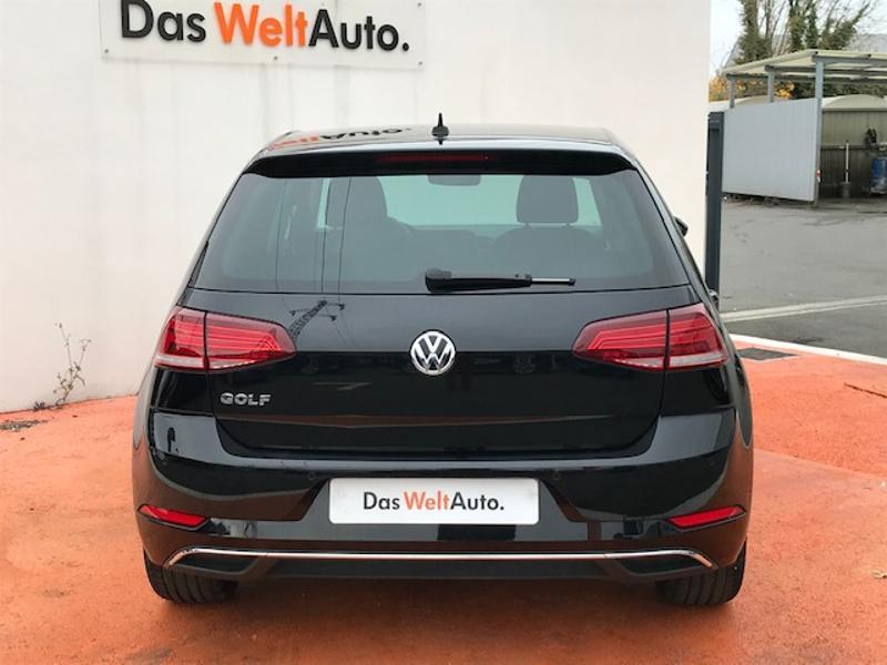 Volkswagen Golf 1.5 TSI EVO 150ch IQ.Drive DSG7 Euro6d-T 5p Noir occasion à LESCAR - photo n°13