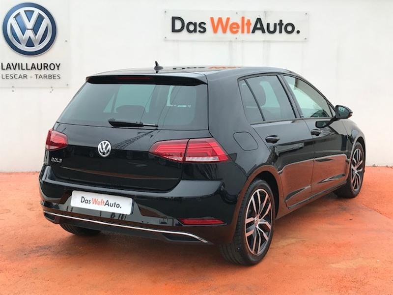 Volkswagen Golf 1.5 TSI EVO 150ch IQ.Drive DSG7 Euro6d-T 5p Noir occasion à LESCAR - photo n°3