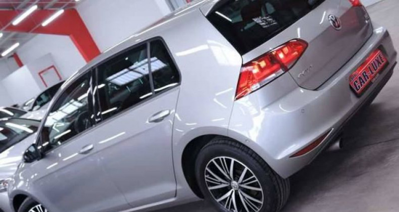 Volkswagen Golf 1.6 CR TDI 11OCV ALLSTAR GPS CLIM JANTES 16 Gris occasion à Sombreffe - photo n°7