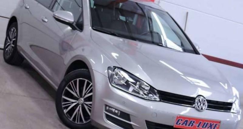 Volkswagen Golf 1.6 CR TDI 11OCV ALLSTAR GPS CLIM JANTES 16 Gris occasion à Sombreffe - photo n°2