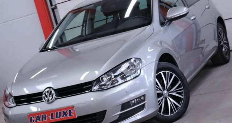 Volkswagen Golf 1.6 CR TDI 11OCV ALLSTAR GPS CLIM JANTES 16 Gris occasion à Sombreffe