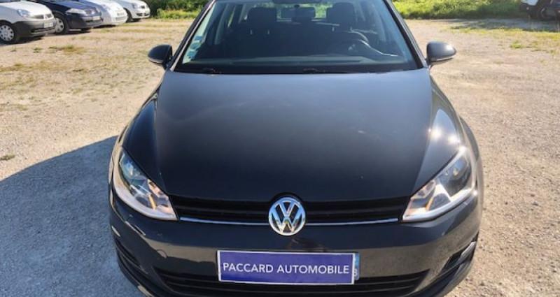 Volkswagen Golf 1.6 TDI 105 CONFORTLINE Gris occasion à La Buisse - photo n°5