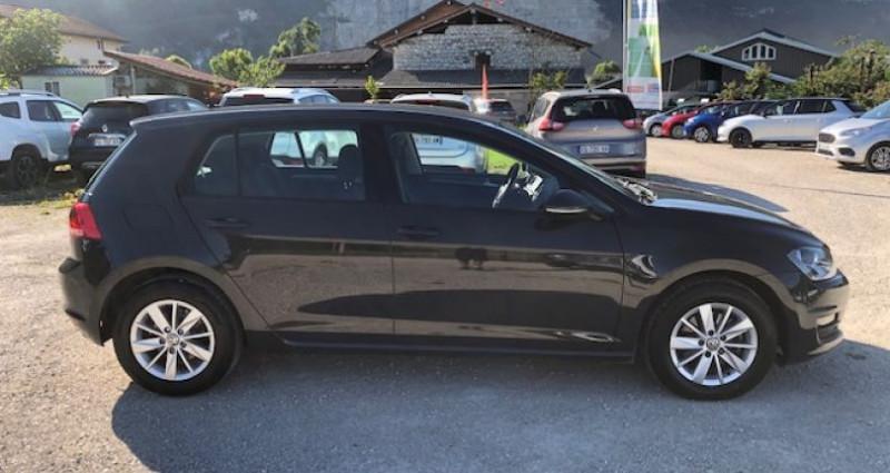 Volkswagen Golf 1.6 TDI 105 CONFORTLINE Gris occasion à La Buisse - photo n°6