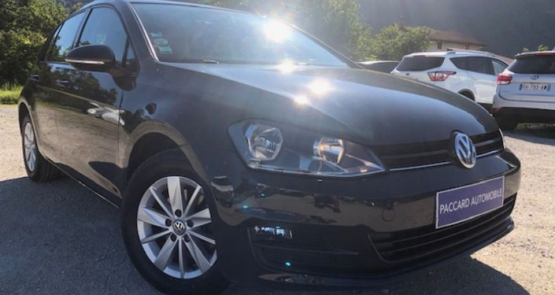 Volkswagen Golf 1.6 TDI 105 CONFORTLINE Gris occasion à La Buisse