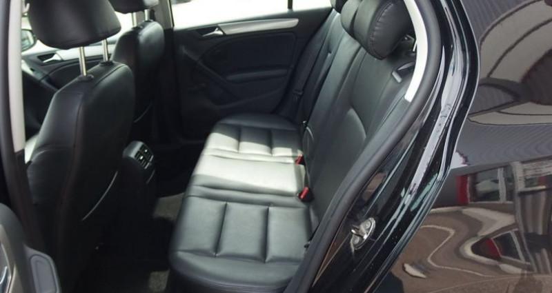 Volkswagen Golf 1.6 TDI 105CH BLUEMOTION FAP  5P Noir occasion à FONTAINE LES GRES - photo n°4