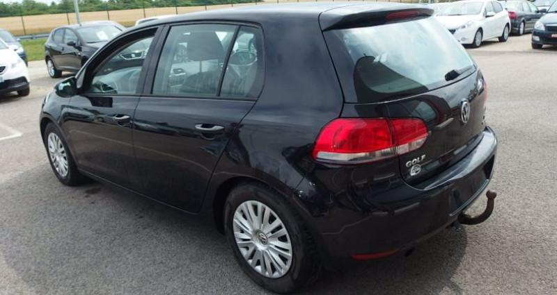 Volkswagen Golf 1.6 TDI 105CH BLUEMOTION FAP  5P Noir occasion à FONTAINE LES GRES - photo n°2