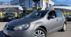 Volkswagen Golf 1.6 TDI 105CH BLUEMOTION FAP CONFORTLINE 5P Gris à VOREPPE 38