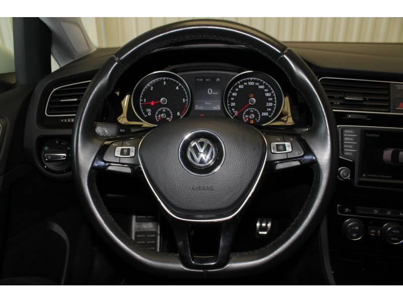 Volkswagen Golf 1.6 TDI 110 BlueMotion Technology FAP MATCH  occasion à TARBES - photo n°7